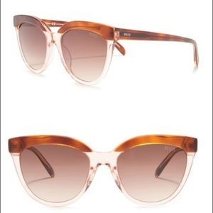 Emilio Pucci 54mm Cat Eye Sunglasses
